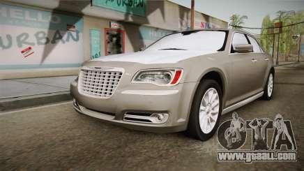Chrysler 300C Hajwalah 2015 for GTA San Andreas