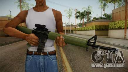 C7A1 Assault Rifle for GTA San Andreas