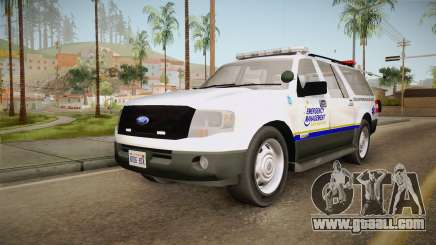 Ford Expedition 2013 FCEM for GTA San Andreas