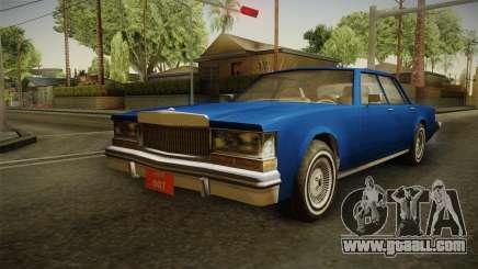 Driver: PL - Regina for GTA San Andreas