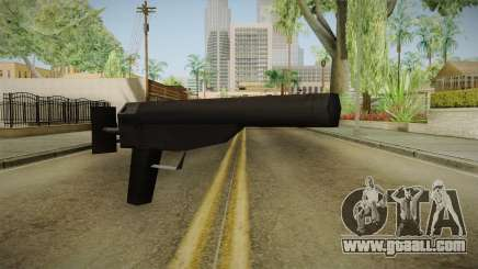 Driver: PL - Weapon 7 for GTA San Andreas