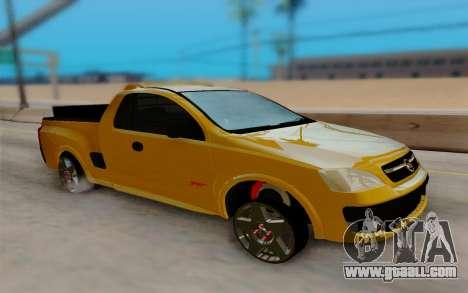 Chevrolet Montana for GTA San Andreas