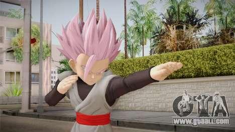 Dragon Ball Xenoverse 2 - Teen Gohan Black SSR for GTA San Andreas