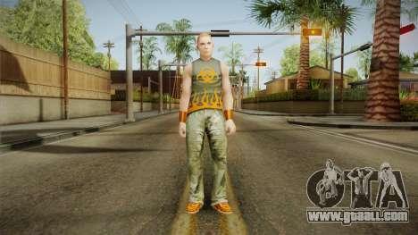 Omar Romero from Bully Scholarship for GTA San Andreas second screenshot