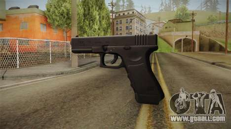 Glock 17 3 Dot Sight Orange for GTA San Andreas second screenshot