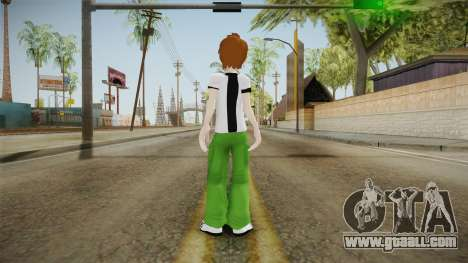 Ben 10 for GTA San Andreas third screenshot
