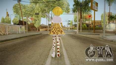 Kemono Friends Jaguar v2 for GTA San Andreas third screenshot