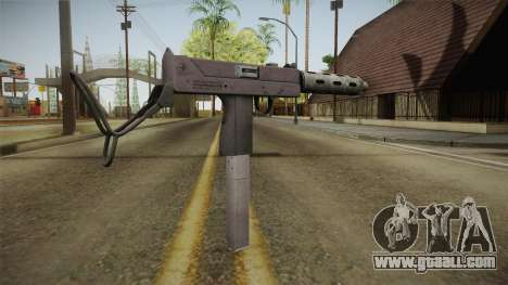 MAC-11 for GTA San Andreas second screenshot