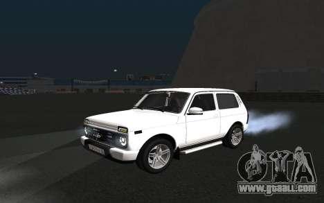 Lada Urban for GTA San Andreas