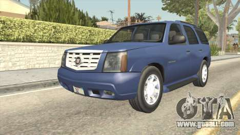 Cadillac Escalade 2002-2006 v2 for GTA San Andreas