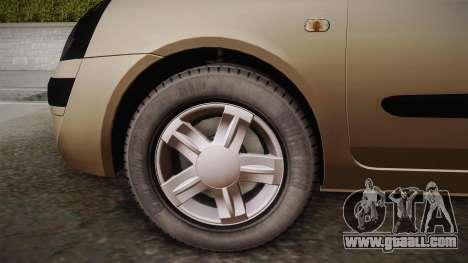 Renault Symbol for GTA San Andreas inner view