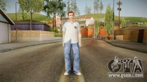 Wade Martin from Bully Scholarship for GTA San Andreas