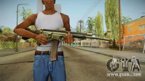 STG-44 v3 for GTA San Andreas third screenshot