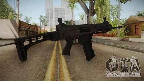 CZ 805 Assault Rifle for GTA San Andreas second screenshot