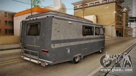 GTA 5 Zirconium Journey Worn IVF for GTA San Andreas right view