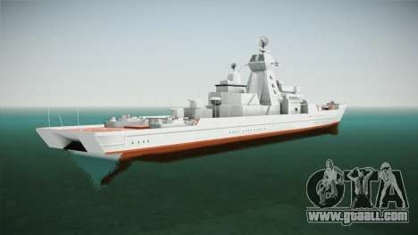 Kirov Class Battlecruiser for GTA San Andreas