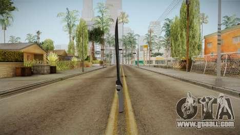 Mass Effect: Andromeda - Asari Sword Black for GTA San Andreas