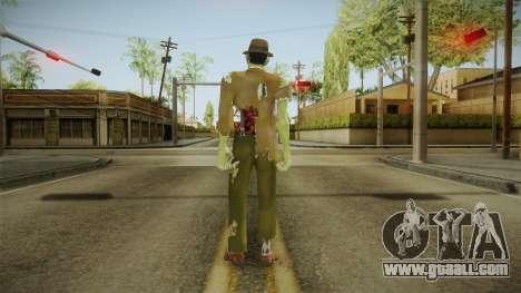 Stubbs Zombie for GTA San Andreas third screenshot