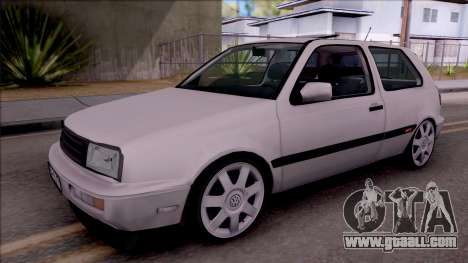 Volkswagen Golf 3 GTI for GTA San Andreas