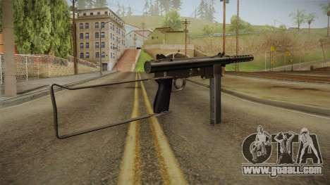 M76 SMG for GTA San Andreas second screenshot