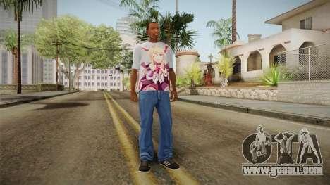 Vania T-Shirt for GTA San Andreas