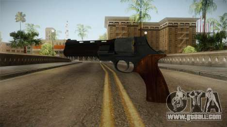 Mateba Autorevolver for GTA San Andreas third screenshot