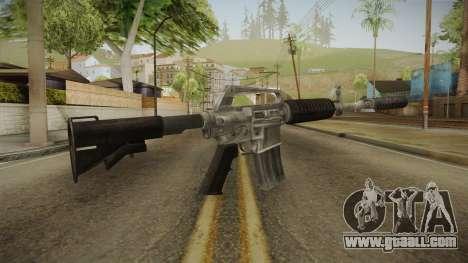 CS:GO - M4A1-S Basilisk for GTA San Andreas second screenshot