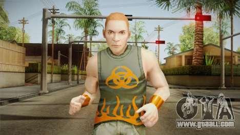 Omar Romero from Bully Scholarship for GTA San Andreas