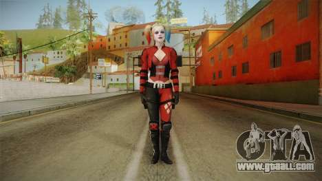 Harley Quinn from Injustice 2 for GTA San Andreas second screenshot