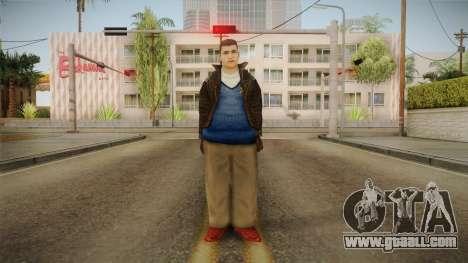 Hal Esposito from Bully Scholarship for GTA San Andreas second screenshot