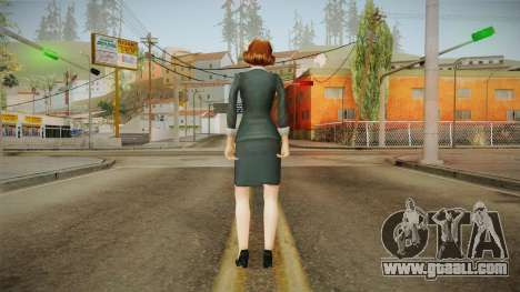 Miss Danvers from Bully Scholarship for GTA San Andreas third screenshot