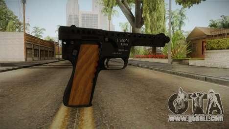 MBA Gyrojet Pistol for GTA San Andreas second screenshot