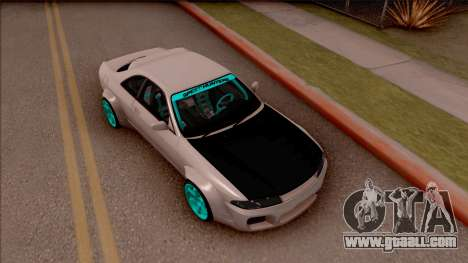 Nissan Skyline R33 Rocket Bunny v2 for GTA San Andreas right view