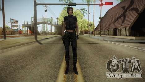 Ada Wong for GTA San Andreas second screenshot