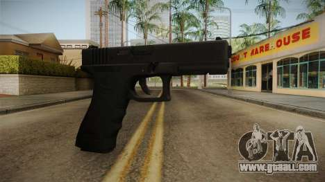 Glock 21 for GTA San Andreas