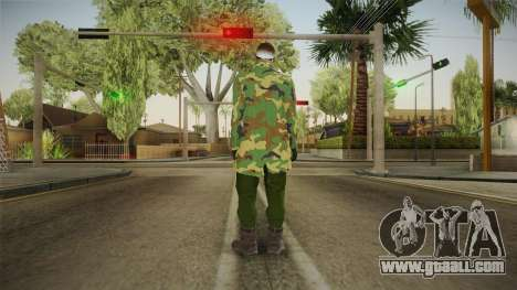 Gunrunning Skin 2 for GTA San Andreas third screenshot
