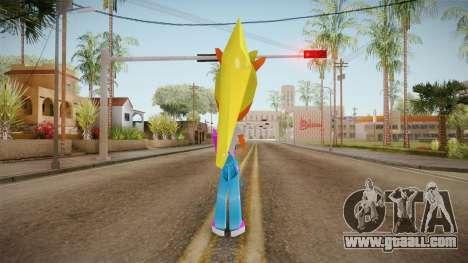 Coco Bandicoot for GTA San Andreas third screenshot
