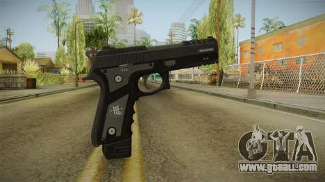 Gunrunning Pistol v1 for GTA San Andreas second screenshot