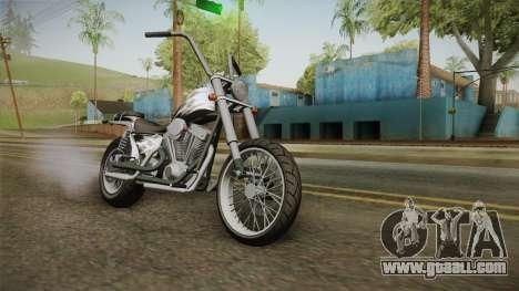 EFLC TLaD Western Daemon for GTA San Andreas