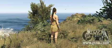 GTA 5 Wonder Woman 2017 second screenshot