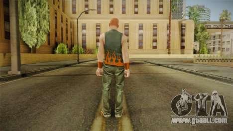 Omar Romero from Bully Scholarship for GTA San Andreas third screenshot
