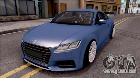 Audi TTS 2015 for GTA San Andreas