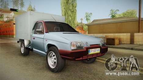 Skoda Favorit Truck D. for GTA San Andreas