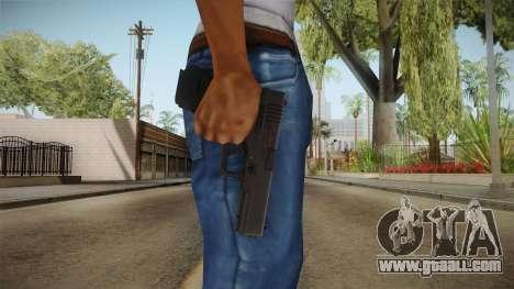 Glock 18 3 Dot Sight Red for GTA San Andreas third screenshot