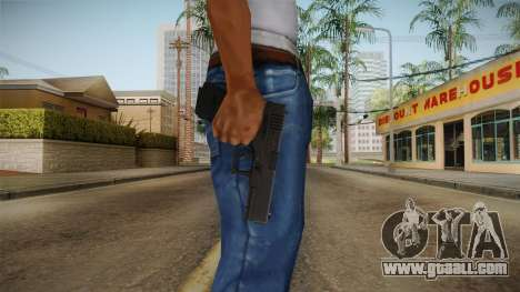 Glock 21 for GTA San Andreas third screenshot