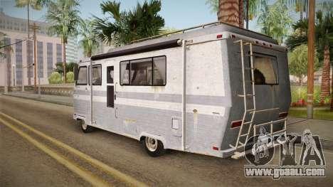 GTA 5 Zirconium Journey Worn IVF for GTA San Andreas left view