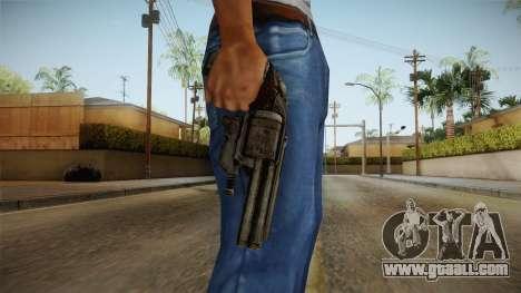 Gears of War 3 - Boltock Pistol for GTA San Andreas
