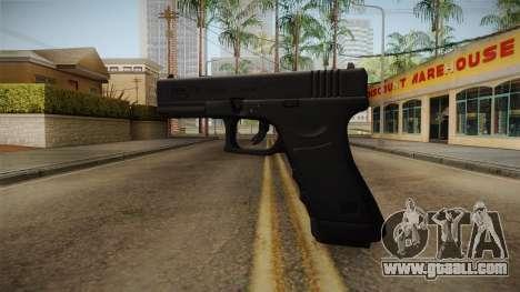 Glock 21 for GTA San Andreas second screenshot