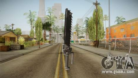 W40K: Deathwatch Chain Sword v1 for GTA San Andreas third screenshot