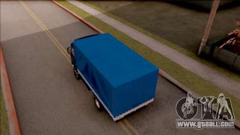 Zastava 640 T for GTA San Andreas back view